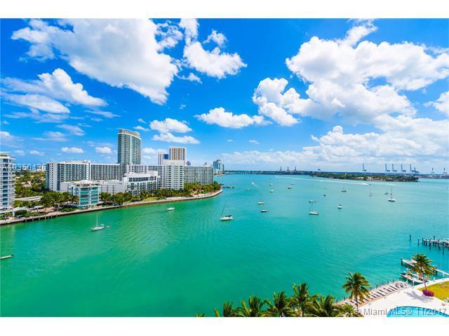 20 Island Ave #1218, Miami Beach, FL 33139 (MLS #A10350436) :: The Teri Arbogast Team at Keller Williams Partners SW