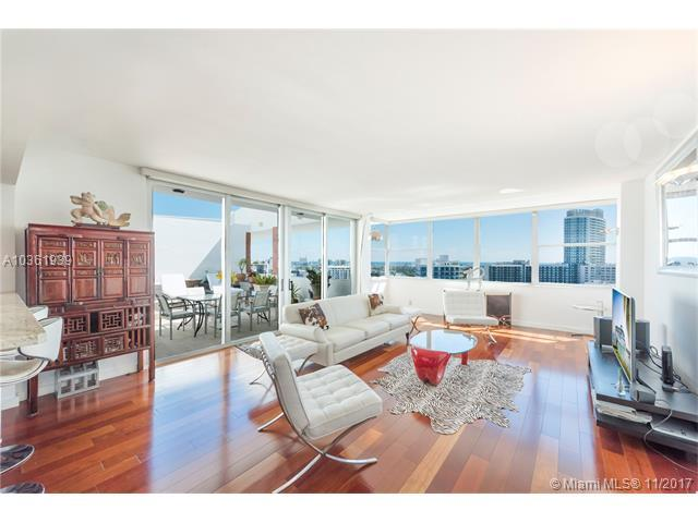 20 Island Ave Ph2, Miami Beach, FL 33139 (MLS #A10361939) :: The Teri Arbogast Team at Keller Williams Partners SW