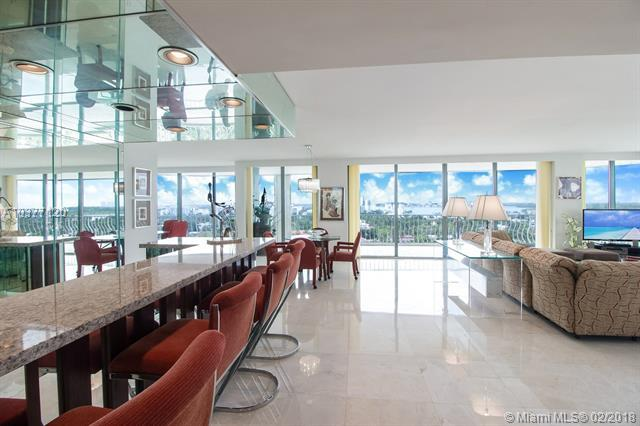 10155 Collins Ave #1010, Bal Harbour, FL 33154 (MLS #A10377120) :: The Teri Arbogast Team at Keller Williams Partners SW