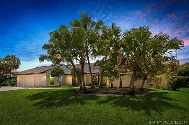 16650 Ironwood Dr, Delray Beach, FL 33445 (MLS #A10379847) :: The Teri Arbogast Team at Keller Williams Partners SW