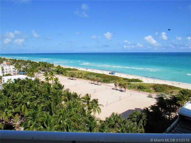 7135 Collins Ave #1036, Miami Beach, FL 33141 (MLS #A10385613) :: The Teri Arbogast Team at Keller Williams Partners SW