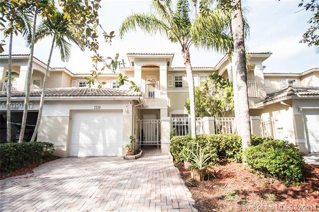 2136 NW 171st Ter #2136, Pembroke Pines, FL 33028 (MLS #A10390113) :: The Teri Arbogast Team at Keller Williams Partners SW
