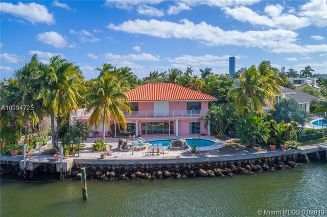 447 Center Island, Golden Beach, FL 33160 (MLS #A10394725) :: Green Realty Properties