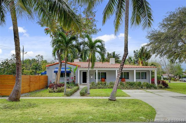 10326 NW 1st Ave, Miami Shores, FL 33150 (MLS #A10400822) :: The Teri Arbogast Team at Keller Williams Partners SW