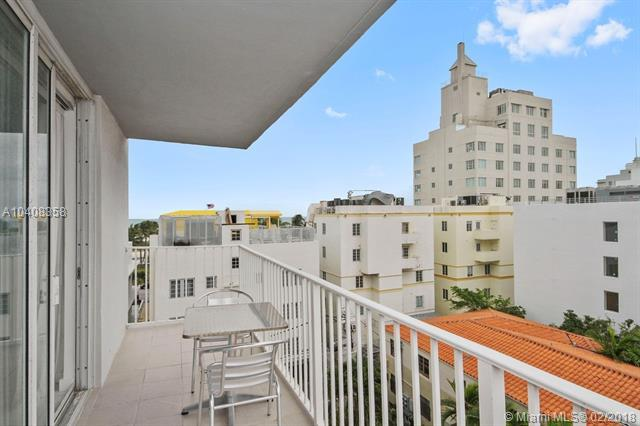 1255 Collins Ave #601, Miami Beach, FL 33139 (MLS #A10408358) :: The Teri Arbogast Team at Keller Williams Partners SW
