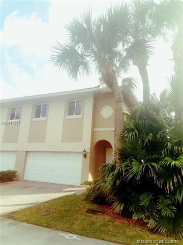 2766 Treasure Cove Cir, Fort Lauderdale, FL 33312 (MLS #A10417637) :: The Teri Arbogast Team at Keller Williams Partners SW