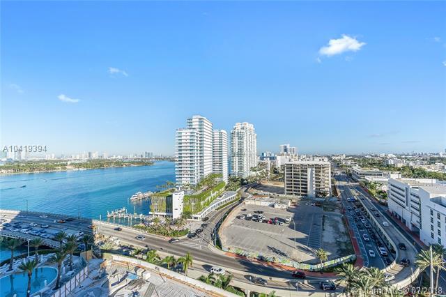 450 Alton Rd #1506, Miami Beach, FL 33139 (MLS #A10419394) :: The Teri Arbogast Team at Keller Williams Partners SW