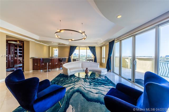 209 N Birch Rd #901, Fort Lauderdale, FL 33304 (MLS #A10434274) :: Stanley Rosen Group