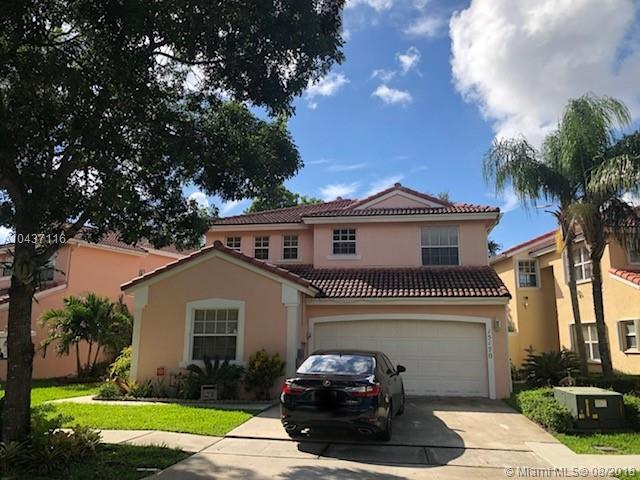 15170 SW 49th St, Miramar, FL 33027 (MLS #A10437116) :: The Teri Arbogast Team at Keller Williams Partners SW