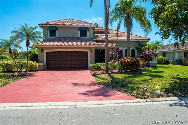 6100 NW 53rd St, Coral Springs, FL 33067 (MLS #A10437485) :: Prestige Realty Group