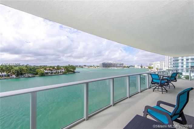 6620 Indian Creek Dr #510, Miami Beach, FL 33141 (MLS #A10438886) :: Green Realty Properties