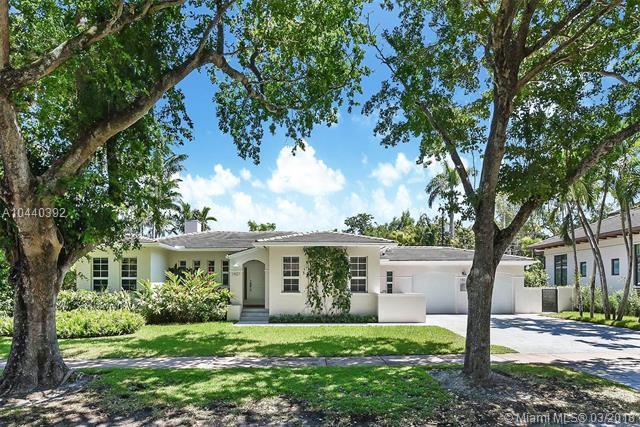 1421 Cordova Street, Coral Gables, FL 33134 (MLS #A10440392) :: Stanley Rosen Group