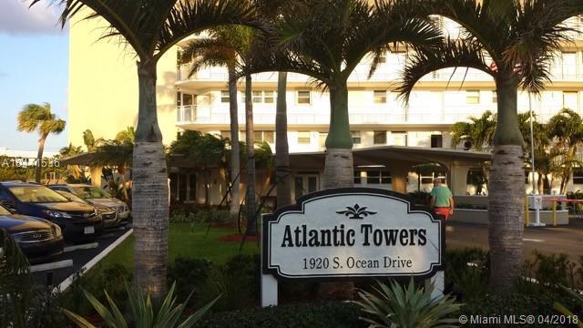 1920 S Ocean Dr #103, Fort Lauderdale, FL 33316 (MLS #A10441536) :: Stanley Rosen Group