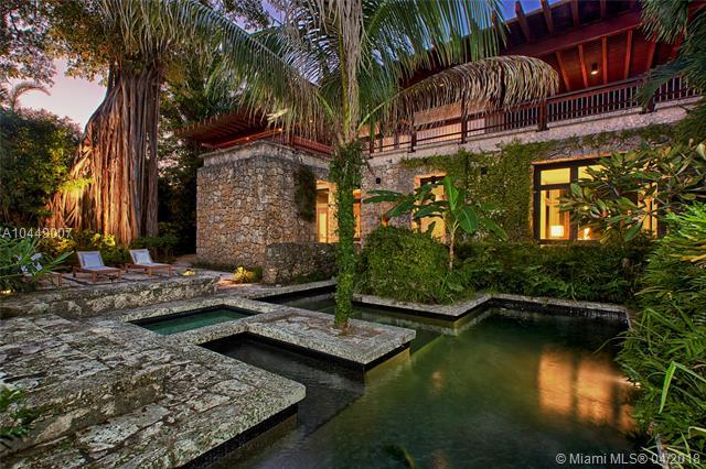 4080 S Douglas Rd, Coconut Grove, FL 33133 (MLS #A10449007) :: Carole Smith Real Estate Team
