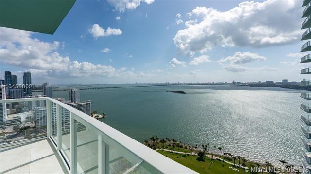 1900 N Bayshore Dr #2915, Miami, FL 33132 (MLS #A10459002) :: Prestige Realty Group