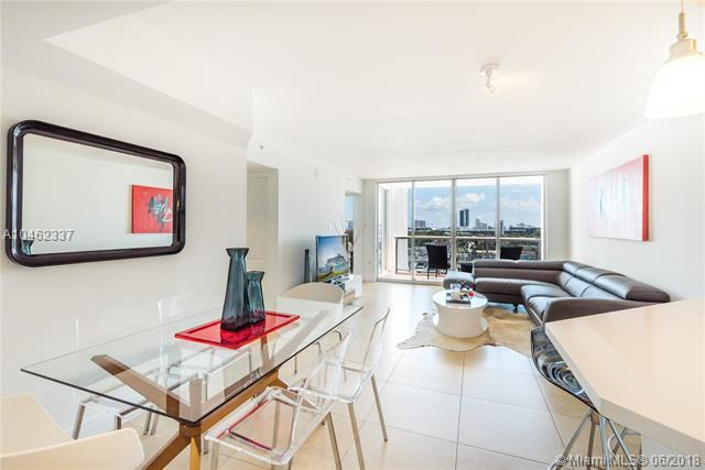 1800 Sunset Harbour Dr #1015, Miami Beach, FL 33139 (MLS #A10462337) :: Prestige Realty Group