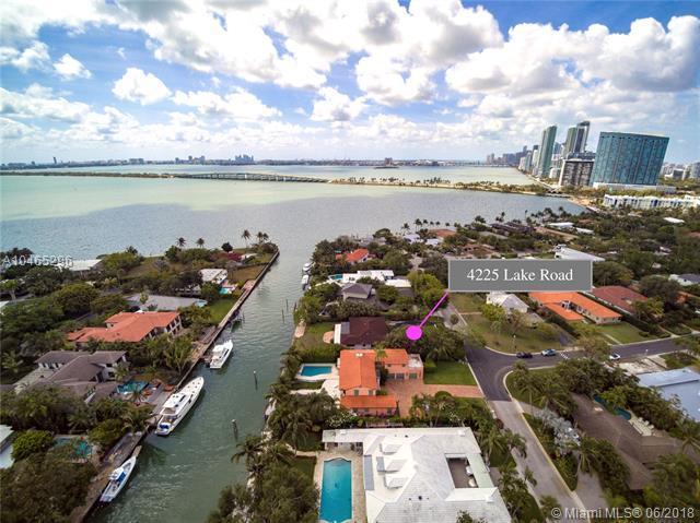 4225 Lake Rd, Miami, FL 33137 (MLS #A10465296) :: Miami Lifestyle