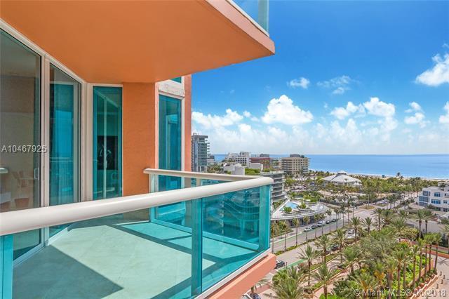 300 S Pointe Dr #1406, Miami Beach, FL 33139 (MLS #A10467925) :: The Riley Smith Group