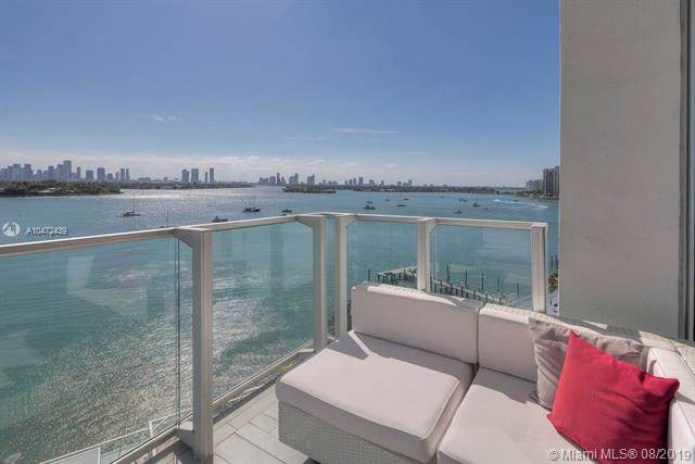 1100 West Ave #816, Miami Beach, FL 33139 (MLS #A10472439) :: Ray De Leon with One Sotheby's International Realty