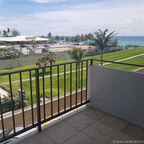 2030 S Ocean Dr #224, Hallandale, FL 33009 (MLS #A10472713) :: Green Realty Properties