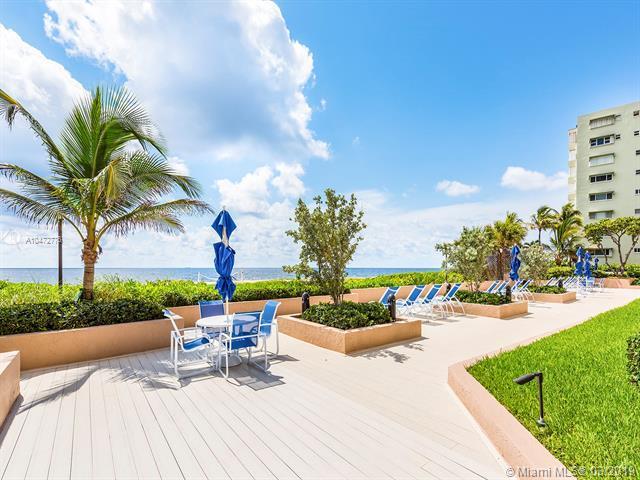 1800 S Ocean Blvd #103, Lauderdale By The Sea, FL 33062 (MLS #A10472776) :: Grove Properties