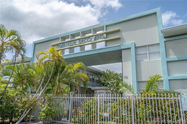 1247 Marseille Dr #110, Miami Beach, FL 33141 (MLS #A10473346) :: RE/MAX Presidential Real Estate Group