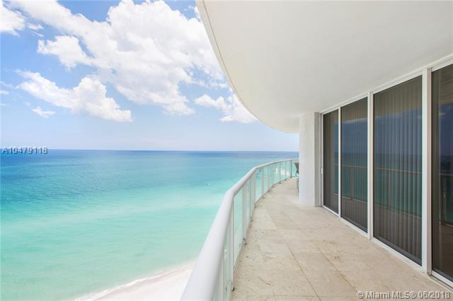 18671 Collins Ave #1902, Sunny Isles Beach, FL 33160 (MLS #A10479118) :: Green Realty Properties