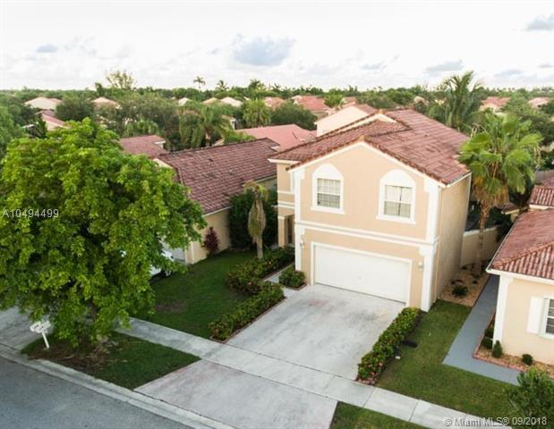 4771 SW 153rd Ter, Miramar, FL 33027 (MLS #A10494499) :: Green Realty Properties