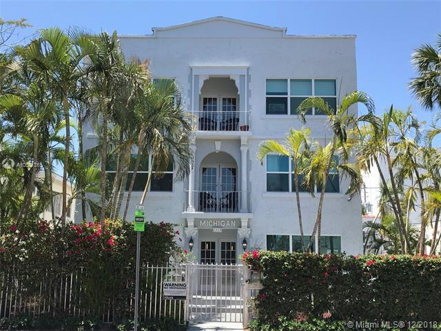 1618 NE Michigan Ave #31, Miami Beach, FL 33139 (MLS #A10501315) :: Ray De Leon with One Sotheby's International Realty