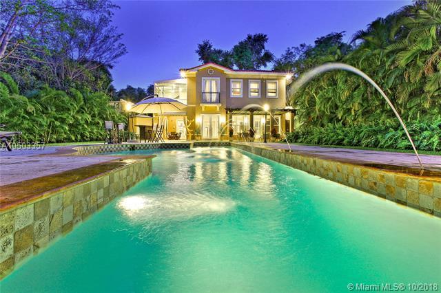 2037 Secoffee St, Coconut Grove, FL 33133 (MLS #A10503357) :: Green Realty Properties