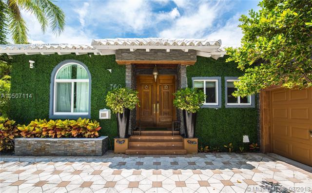 760 Lake Rd, Miami, FL 33137 (MLS #A10507114) :: Miami Lifestyle