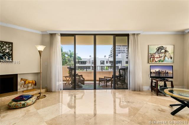 141 Crandon #435, Key Biscayne, FL 33149 (MLS #A10507815) :: Green Realty Properties