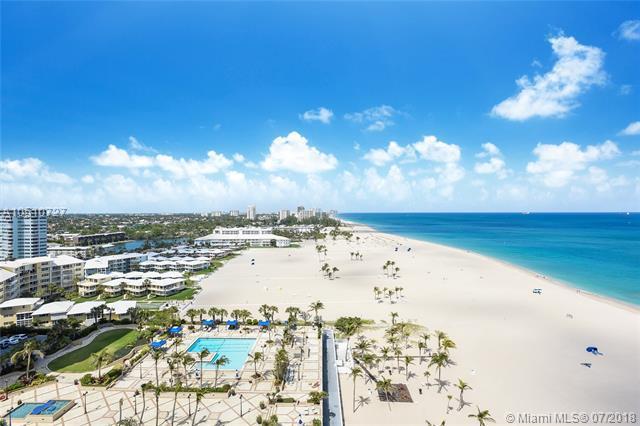 2200 S Ocean Ln #1509, Fort Lauderdale, FL 33316 (MLS #A10510727) :: Green Realty Properties