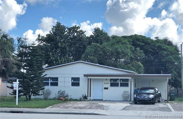 6300 Southgate Blvd, Margate, FL 33068 (MLS #A10514130) :: Hergenrother Realty Group Miami