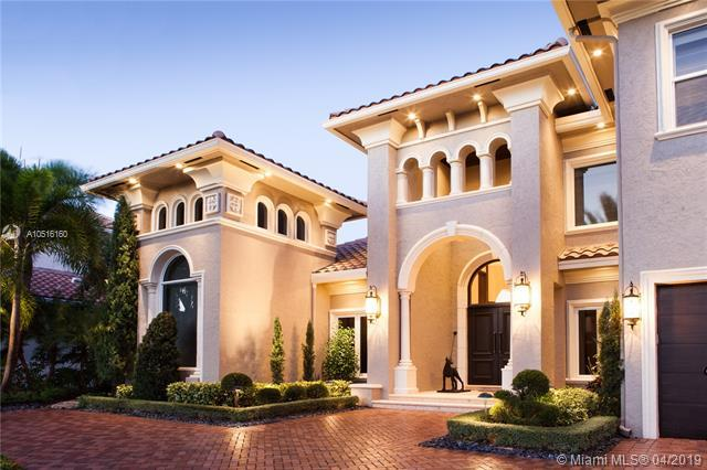 630 Sweet Bay Ave, Plantation, FL 33324 (MLS #A10516160) :: GK Realty Group LLC
