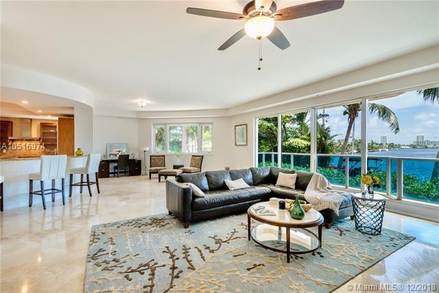 516 Hendricks Isle 2A, Fort Lauderdale, FL 33301 (MLS #A10516974) :: Green Realty Properties