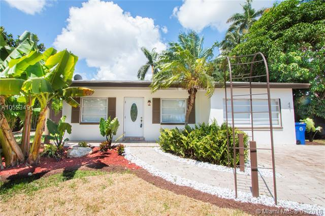 441 NW 17th Pl, Fort Lauderdale, FL 33311 (MLS #A10523491) :: Stanley Rosen Group