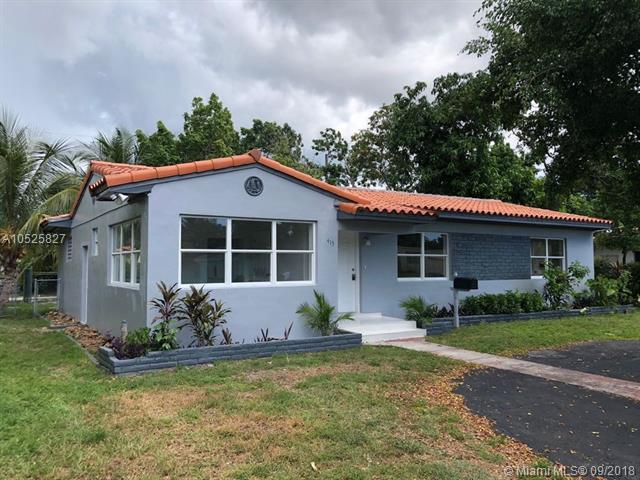 415 NW 111th St, Miami Shores, FL 33168 (MLS #A10525827) :: The Teri Arbogast Team at Keller Williams Partners SW