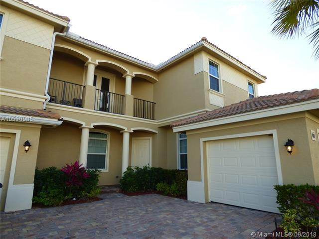 12075 SW Aventino Dr, Port St. Lucie, FL 34987 (MLS #A10530985) :: Green Realty Properties