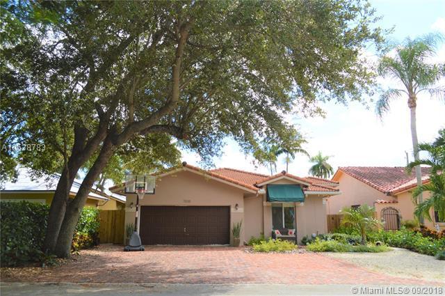 7035 SW 83rd Pl, Miami, FL 33143 (MLS #A10538783) :: Green Realty Properties