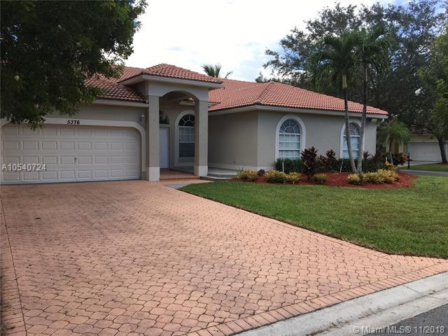 5376 57th Ter, Coral Springs, FL 33067 (MLS #A10540724) :: Prestige Realty Group
