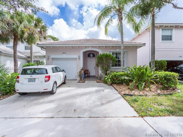 4816 NW 20th Pl, Coconut Creek, FL 33063 (MLS #A10541894) :: The Riley Smith Group