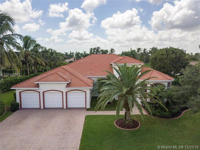 12480 N Stonebrook Cir, Davie, FL 33330 (MLS #A10545055) :: Green Realty Properties