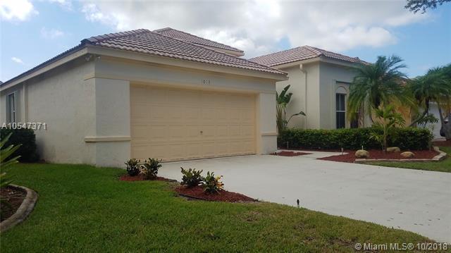 1013 Cedar Falls Dr, Weston, FL 33327 (MLS #A10547371) :: The Riley Smith Group
