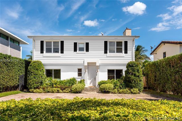 5013 Delaware Ave, Miami Beach, FL 33140 (MLS #A10549384) :: Miami Lifestyle