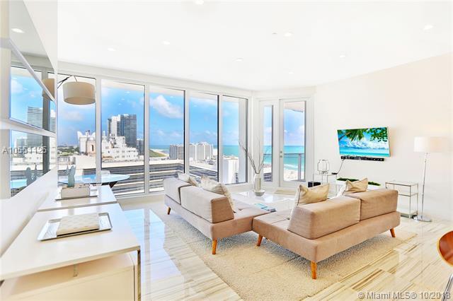 100 Lincoln Rd Ph9, Miami Beach, FL 33139 (MLS #A10551125) :: Green Realty Properties
