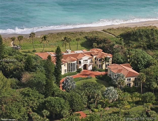 23 N Beach Road, Hobe Sound, FL 33455 (MLS #A10554452) :: Green Realty Properties