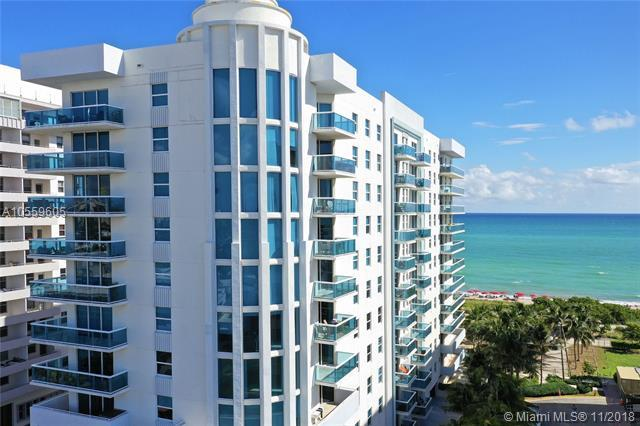9201 Collins Ave #622, Surfside, FL 33154 (MLS #A10559605) :: The Jack Coden Group