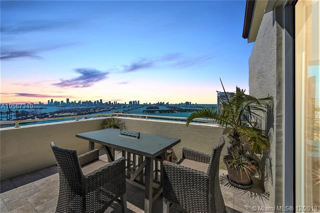 90 Alton Rd Ph3408, Miami Beach, FL 33139 (MLS #A10567340) :: Green Realty Properties