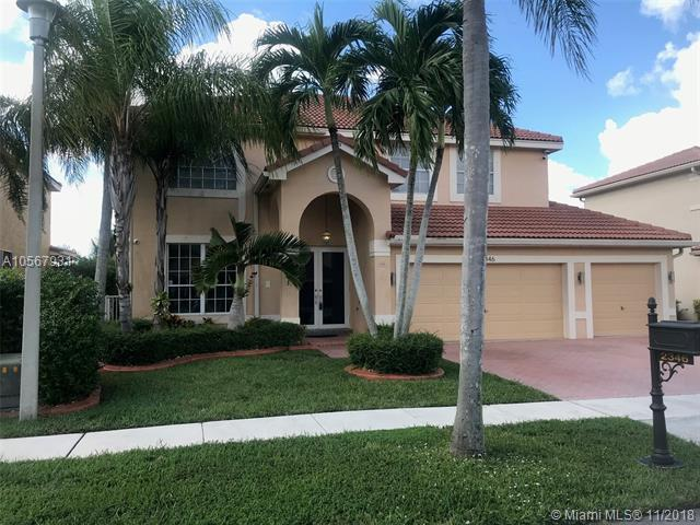 2346 SW 183, Miramar, FL 33029 (MLS #A10567931) :: The Riley Smith Group